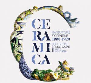 15 Ceramica. Manifatture Fiorentine 1880 - 1920 dalla Collezione Bruno Caini