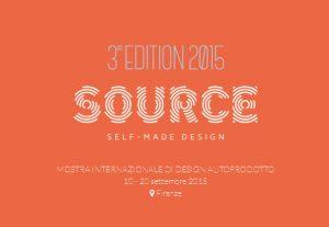 8 Source Self-Made Design 3a edizione