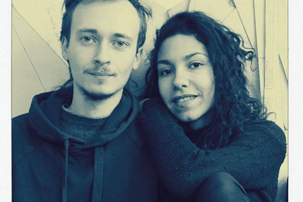 Federico Gastaldi e Cèline Claire