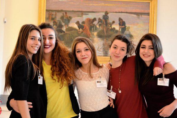 Gli studenti del Liceo Artistico di Porta Romana guide speciali a InCollezione