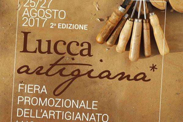 Lucca Artigiana. Al via la seconda edizione