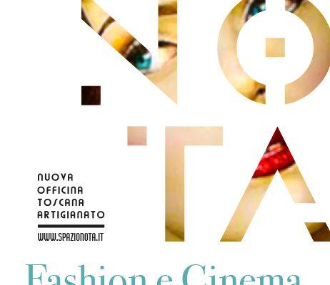Fashion e Cinema. Un nuovo corso allo Spazio Nota
