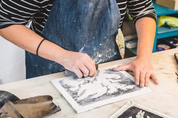 Parole alla mano: due chiacchiere con un giovane artigiano