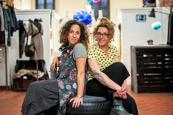 FRA.NE Urban Atelier di Milena Papagna e Francesca Devita