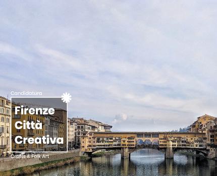 """Firenze si candida a diventare """"Città creativa per l'artigianato"""""""