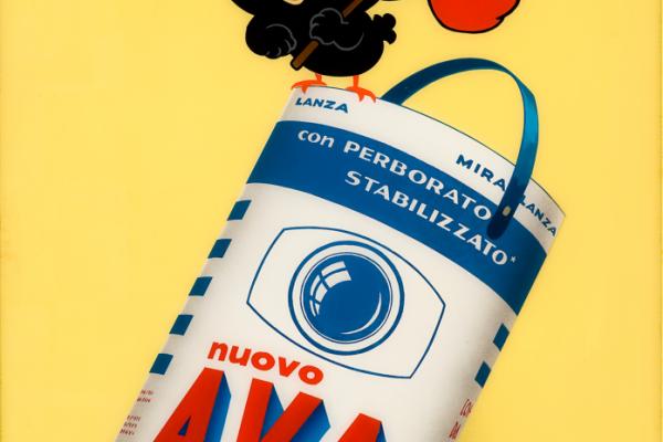 Il fascino della pubblicità in televisione alla Fondazione Magnani Rocca, Parma