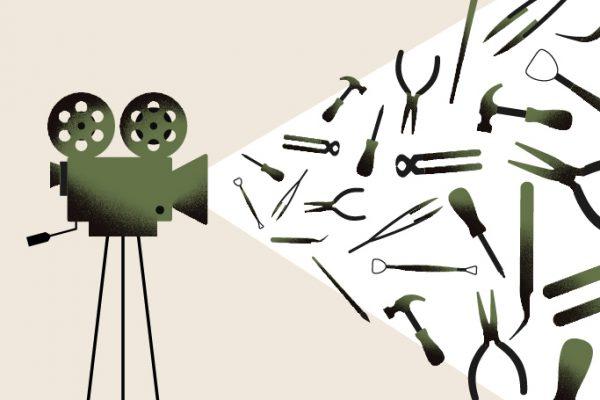 Il cinema racchiude in sé molte altre arti