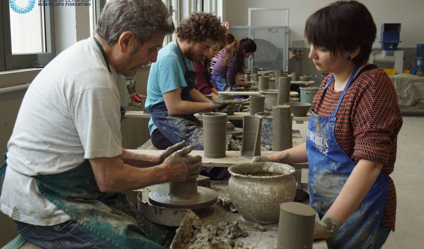 Scuola di Ceramica del CCS