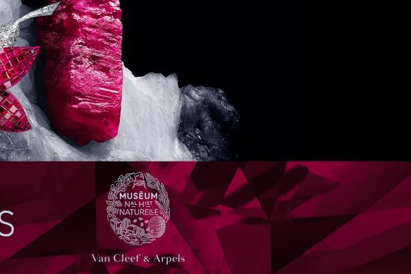 Pierres précieuses. Van Cleef & Arpels espone al Museo Nazionale di Storia Naturale di Parigi