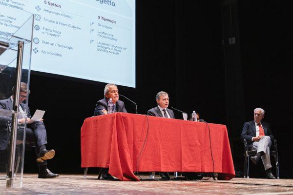 'Rinascimento Firenze' 60milioni di euro a sostegno di piccole e microimprese