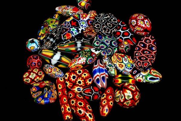 L'arte delle perle di vetro veneziane è riconosciuta patrimonio culturale immateriale dell'umanità dall'Unesco