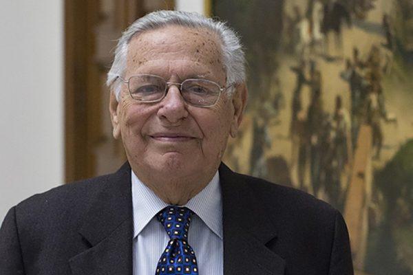 Addio al professor Pierluigi Rossi Ferrini, il cordoglio del presidente di Associazione OMA