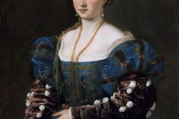 Corso di sartoria La Bella di Tiziano per realizzazione dell'abito del Corteo Storico Fiorentino