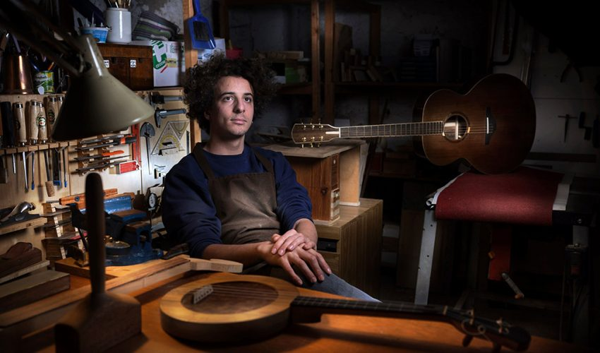 Contest 20>40: vince il giovane artigiano Paolo Bianchi della Bottega Waiz